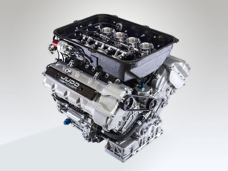 Judd HK V8 LMP2