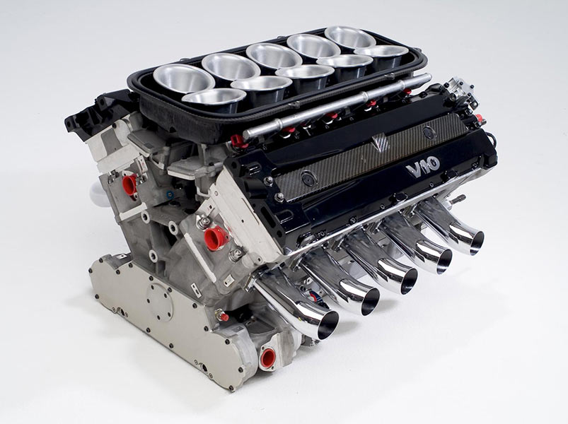 Racing Engines Touring Gt Engines Judd Power
