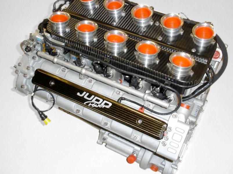 Judd GV 4.2 Litre V10