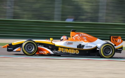 Boss GP victory & podiums at Imola