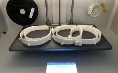 3D Printing Face Shields