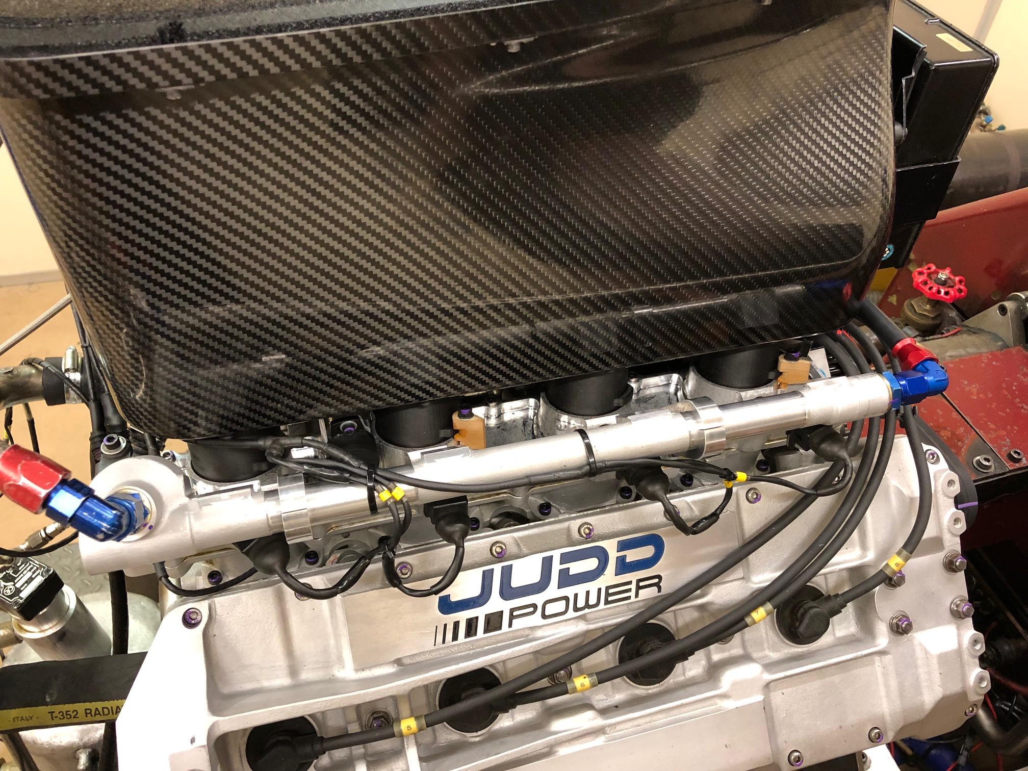 Judd KV (Zytek) F3000